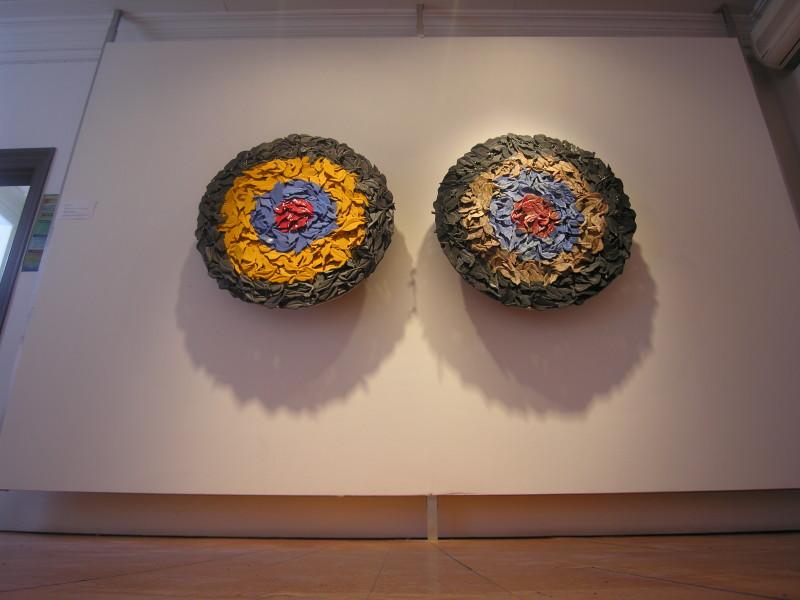 J attends depuis si longtemps d'être là où je m'en vais, 2014. Galerie d'art du Parc, Trois-Rivières.