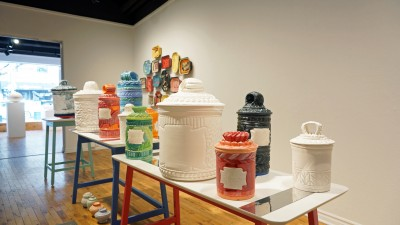 Biennale VM, Jars for Oscar, 2018.full