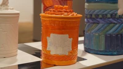 Tentant Jar, 573, 2018